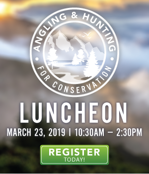 Register - Angling & Hunting Luncheon