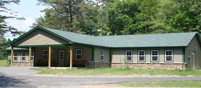 PEEC Guest Lodges